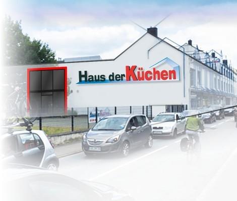 Kontakt | Haus der Küchen