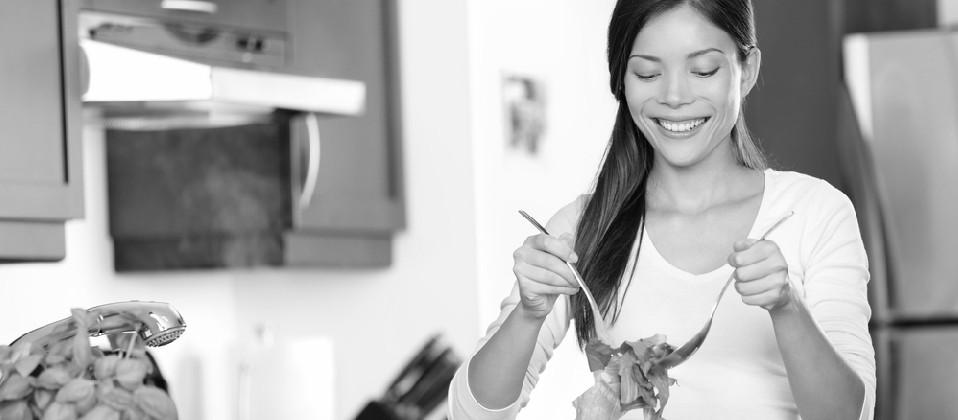 Freude am Kochen durch Haus der Küchen