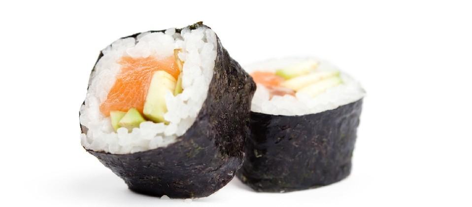 Sushi Kochkurs beim Haus der Küchen