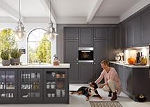 Landhausküchen - modern rustikal! | Haus der Küchen